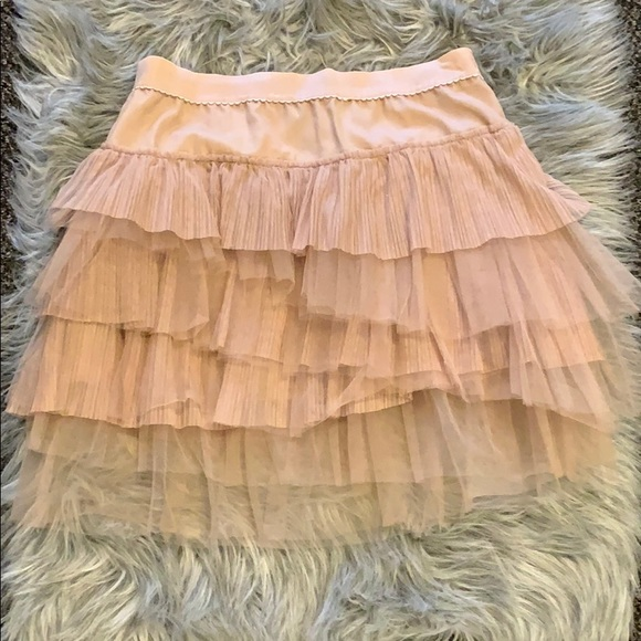0c7a1dfa27 BCBGMaxAzria Skirts | Bcbg Tulle Skirt | Poshmark